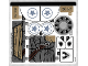 Part No: 76075stk01  Name: Sticker Sheet for Set 76075 - (33982/6192535)