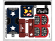 Part No: 76077stk01  Name: Sticker for Set 76077 - (29976/6176743)