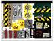 Part No: 76078stk01  Name: Sticker Sheet for Set 76078 - (30697/6177200)