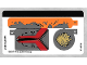 Part No: 76079stk01  Name: Sticker for Set 76079 - (32795/6184527)
