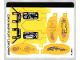 Part No: 76080stk01  Name: Sticker Sheet for Set 76080 - (32940/6185687)