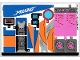 Part No: 76081stk01  Name: Sticker for Set 76081 - (33387/6186793)