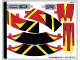 Part No: 76084stk01  Name: Sticker Sheet for Set 76084 - (34525/6195931)