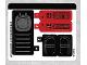 Part No: 76095stk01  Name: Sticker Sheet for Set 76095 - (39795/6238045)