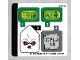Part No: 76096stk01  Name: Sticker for Set 76096 - (37111/6215397)