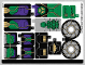 Part No: 76097stk01  Name: Sticker for Set 76097 - (37114/6215407)