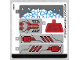Part No: 76098stk01  Name: Sticker for Set 76098 - (37123/6215449)