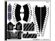 Part No: 76100stk01  Name: Sticker Sheet for Set 76100 - (37290/6217465)