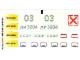 Part No: 7626stk01  Name: Sticker Sheet for Set 7626 - (63674/4529365)