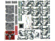 Part No: 7627stk01  Name: Sticker Sheet for Set 7627 - (63672/4529356)