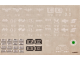Part No: 7710stk01b  Name: Sticker Sheet for Set 7710 - Second Version - (191888)