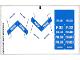 Part No: 7741stk01  Name: Sticker Sheet for Set 7741 - (61966/4520689)