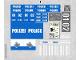 Part No: 7744stk01  Name: Sticker Sheet for Set 7744 - (61973/4520704)