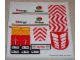 Part No: 7747stk01  Name: Sticker Sheet for Set 7747 - (87250/4557156)