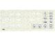 Part No: 7820stk01a  Name: Sticker Sheet for Set 7820 - First Version - (191985)