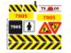 Part No: 7905stk01  Name: Sticker for Set 7905 - (56716/4297022)