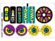 Part No: 8245stk01  Name: Sticker for Set 8245 - (71822/4114352)