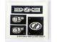 Part No: 8408stk01a  Name: Sticker Sheet for Set 8408 - (4100329)