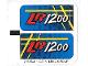 Part No: 8430stk01  Name: Sticker for Set 8430 - (71825/4114355)