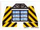 Part No: 8431stk01  Name: Sticker for Set 8431 - (169765)