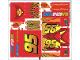 Part No: 8484stk01  Name: Sticker for Set 8484 - (96195/4624575)