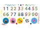 Part No: 850791stk01  Name: Sticker Sheet for Set 850791