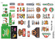 Part No: 853921stk01  Name: Sticker Sheet for Set 853921 - Sheet 1 (853921/6255894)