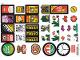 Part No: 853921stk02  Name: Sticker Sheet for Set 853921 - Sheet 2 (853921/6255894)