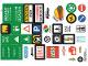 Part No: 853921stk03  Name: Sticker Sheet for Set 853921 - Sheet 3 (853921/6255894)