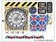 Part No: 8639stk01  Name: Sticker for Set 8639 - (97077/4632034)
