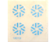 Part No: 8640stk01  Name: Sticker for Set 8640 - (190705)