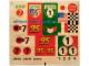 Part No: 8679stk01  Name: Sticker for Set 8679 - (96693/4629963)