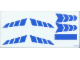 Part No: 8824stk01  Name: Sticker for Set 8824 - (821445)