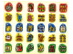 Part No: 9167stk02  Name: Sticker for Set 9167 - Sheet 2 (821842)