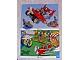 Part No: 9203cdb01  Name: Paper, Cardboard Backdrop for Set 9203 - Plane (4226807)