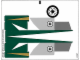 Part No: 9498stk01  Name: Sticker Sheet for Set 9498 - (10538/6005140)