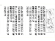 Part No: 9550.1stk01  Name: Sticker Sheet for Set 9550-1 - Sheet 1 (820000)