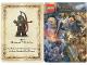 Part No: ELF1insert  Name: Paper, Card Insert Mirkwood Elf Archer (ELF-1)