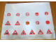 Part No: K1062stk01  Name: Sticker for Set K1062