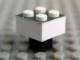 Part No: Mx1372  Name: Modulex Furniture Table Small 2 x 2 x 2 (Glued)
