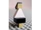 Part No: Mx1380C  Name: Modulex Figure Female Sitting 1 x 2 1/2 x 5 (Glued)