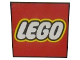 Part No: SWMPstk01  Name: Sticker for Set SWMP - LEGO Logo for Mosaic
