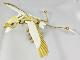 Part No: Thunderbird01  Name: Thunderbird, Fantastic Beasts - Brick Built