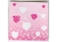 Part No: clikits076pb05  Name: Clikits Paper, Insert 4 x 4 for Frame clikits011, Hearts Image