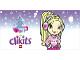 Part No: clikits117pb04  Name: Clikits Paper, Gift Tag 4 (2004 Advent Calendar, Day 7)