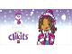Part No: clikits117pb05  Name: Clikits Paper, Gift Tag 5 (2004 Advent Calendar, Day 14)