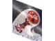 Part No: iFountainstk01  Name: Sticker for Set iFountain - Sheet 1, Large Rhomboid with Coke Logo