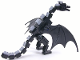Part No: minedragon01  Name: Minecraft Ender Dragon, Original Version - Brick Built