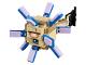 Part No: mineguardian02  Name: Minecraft Guardian Elder - Brick Built
