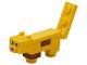 Part No: mineocelot02  Name: Minecraft Ocelot, Plate, Round 1 x 1 Feet - Brick Built